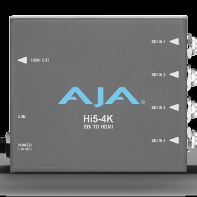 Bộ chuyển đổi tín hiệu 4K-SDI to 4K-HDMI Hi5-4K (AJA)